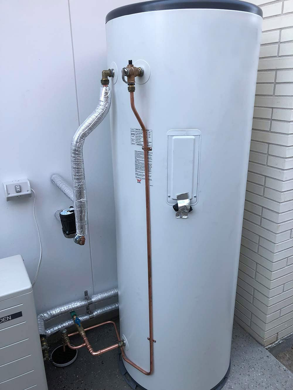 HotWaterSystem